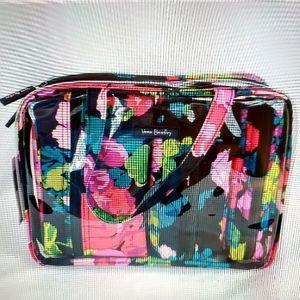 Vera Bradley Bags - Vera Bradley Deluxe 4 Piece Cosmetic Travel Bundle